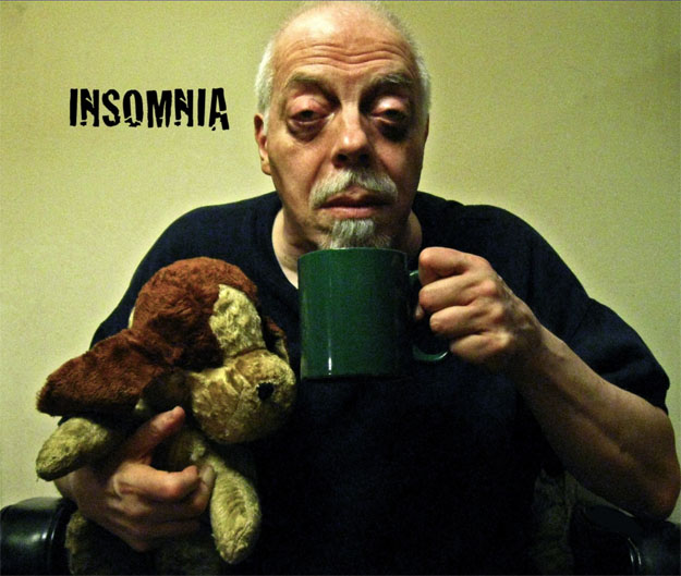 Insomnia - The Band - John McNeil