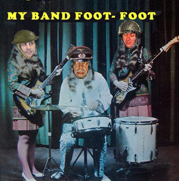 My Band Foot-Foot - The Shaggs - John McNeil
