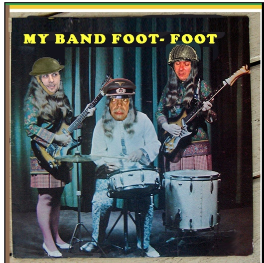 John McNeil - My Band Foot Foot on D-Day